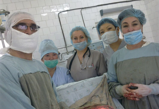 Бригада хирургов