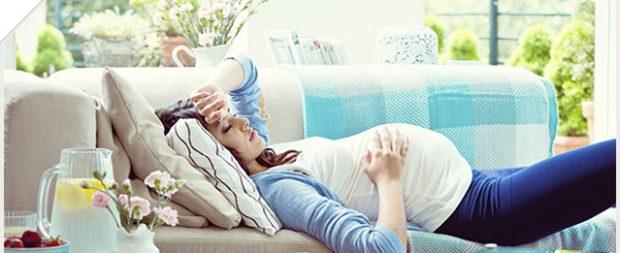Наклону при беременности